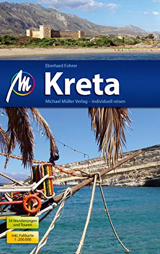 Kreta Reiseführer Michael Müller Verlag: Individuell reisen mit vielen praktischen Tipps