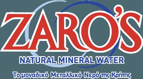 Logo ZARO'S Mineralwasser