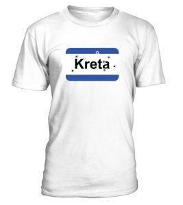 Heißes Pflaster Kreta - T-Shirt - verschiedene Farben