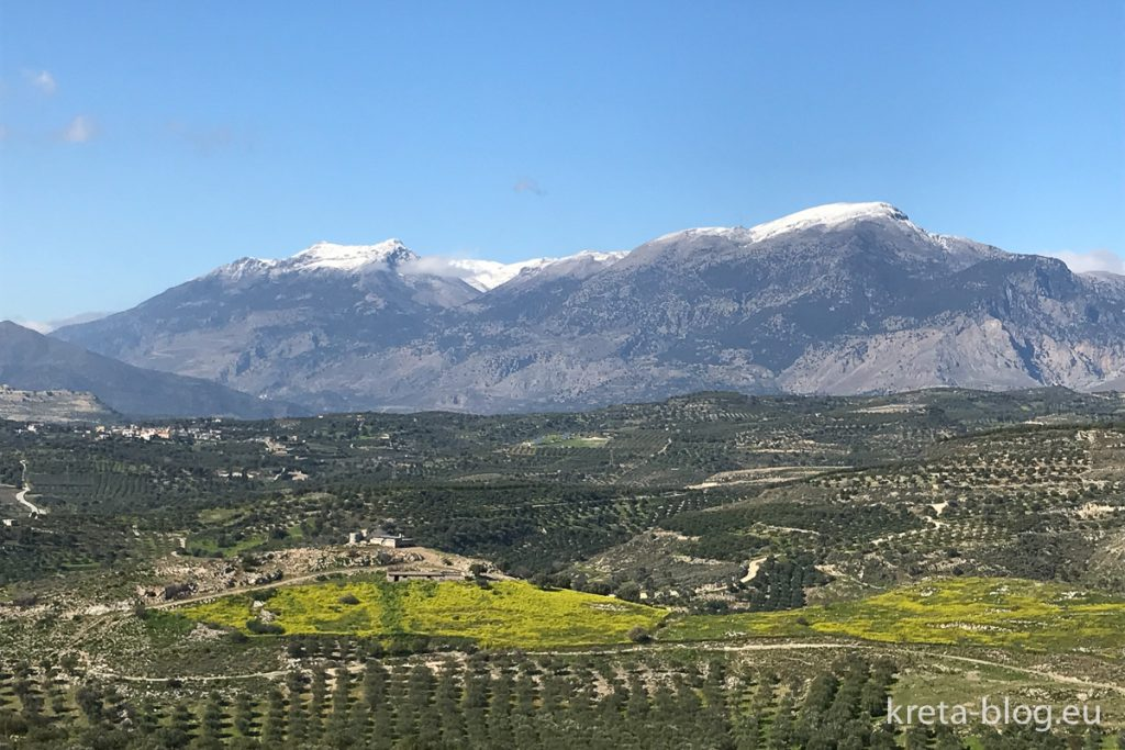 Kreta Skitour 2019 - Dann hoffentlich mit mehr Schnee