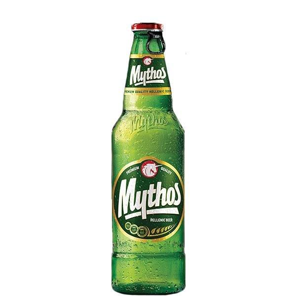 Mythos - Griechische Lebensfreude aus der Flasche