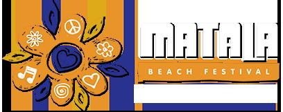 Matala Beach Festival - Logo