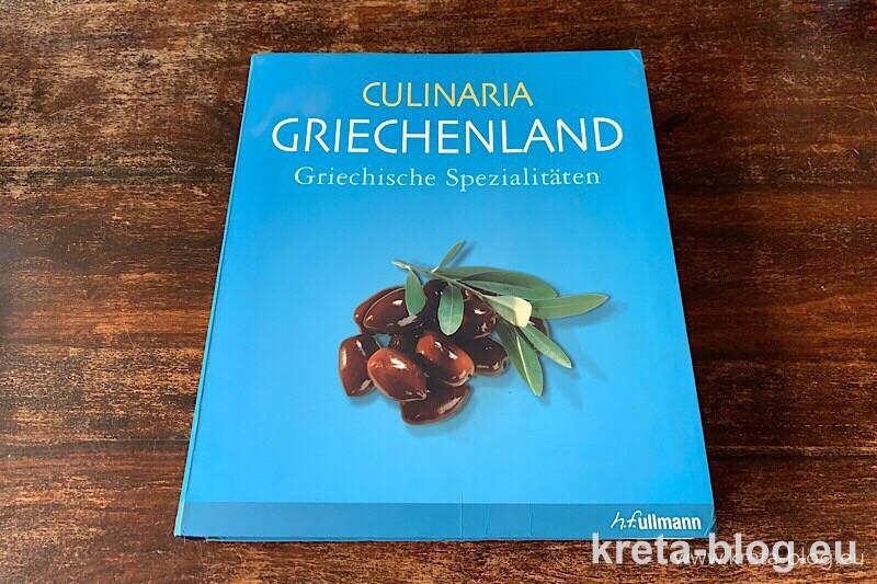 Unser etwas älteres Exemplar von Culinaria Griechenland