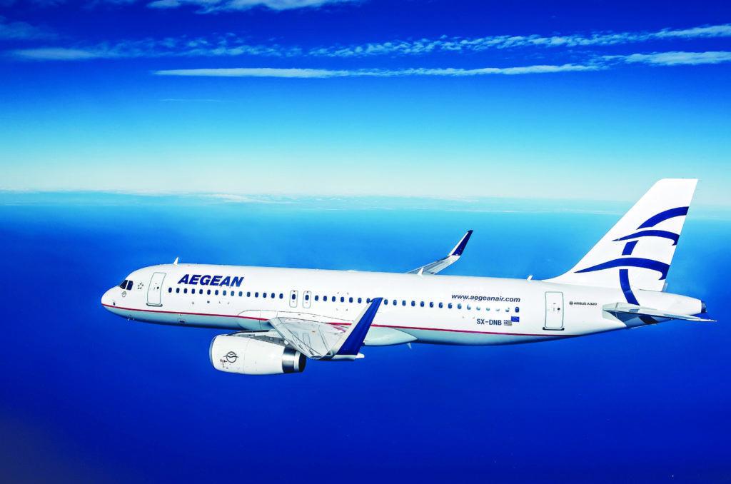 Bild (c) Aegean Airlines